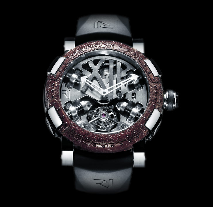часы Romain Jerome A la Grande TOURBILLON