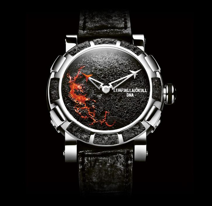 часы Romain Jerome EYJAFJALLAJÖKULL-DNA