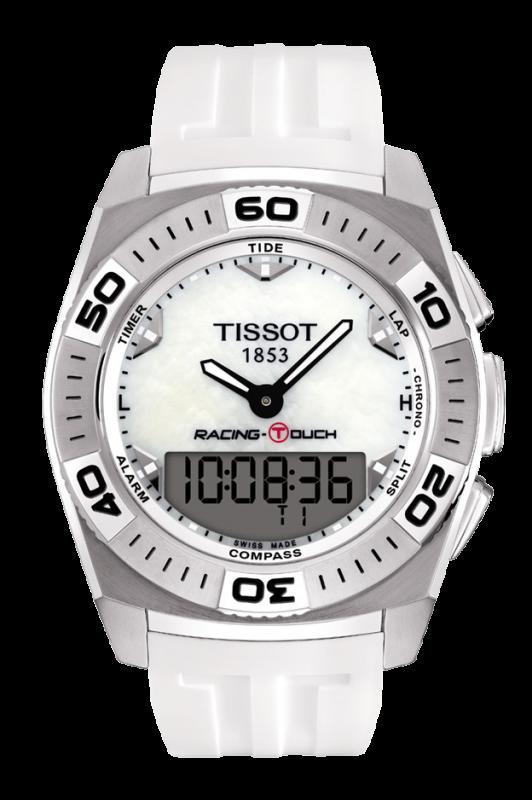 ���� Tissot TISSOT RACING-TOUCH