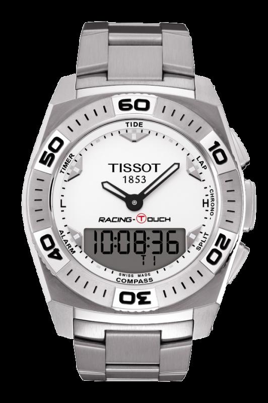 часы Tissot TISSOT RACING-TOUCH