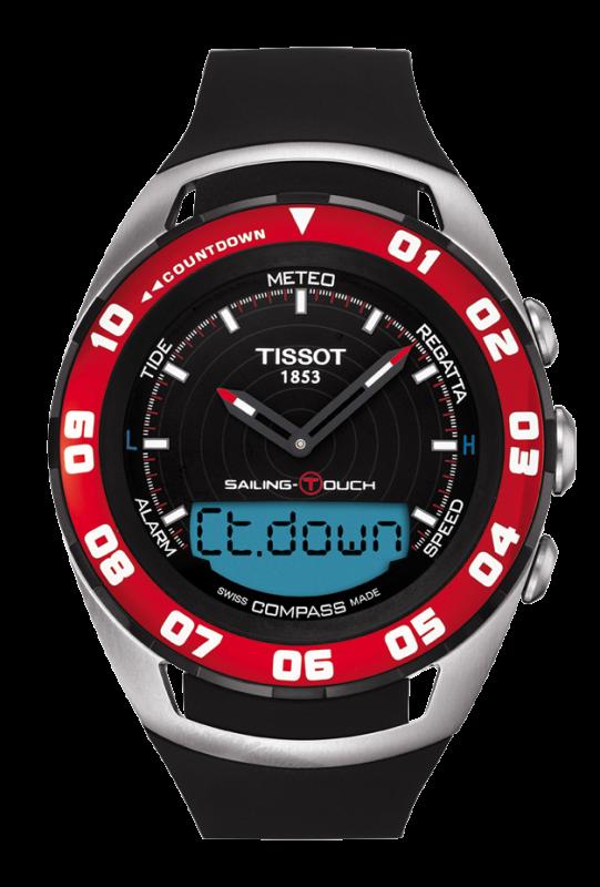 часы Tissot TISSOT SAILING-TOUCH