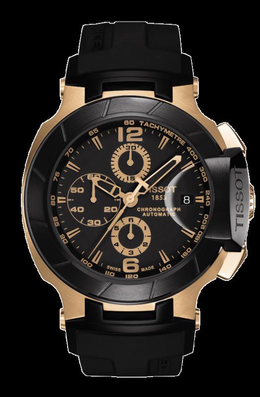 часы Tissot TISSOT T-RACE AUTOMATIC CHRONOGRAPH