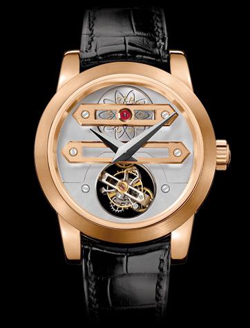 часы Girard Perregaux BI-AXIAL TOURBILLON