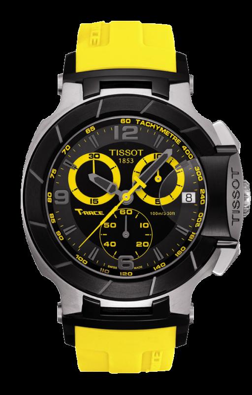часы Tissot TISSOT T-RACE CHRONOGRAPH GENT