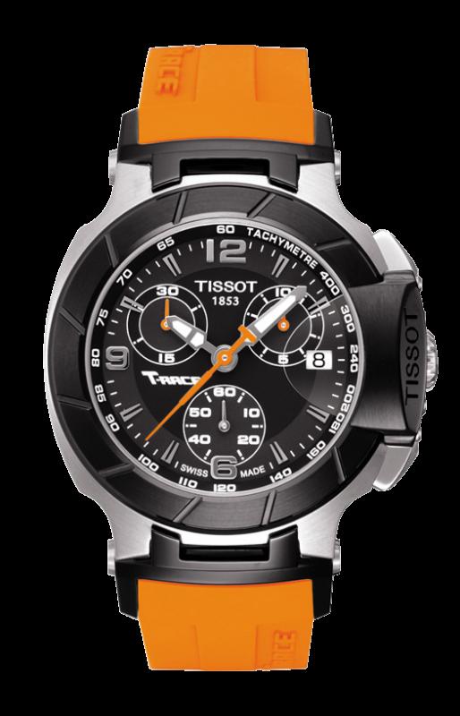 часы Tissot TISSOT T-RACE CHRONOGRAPH LADY