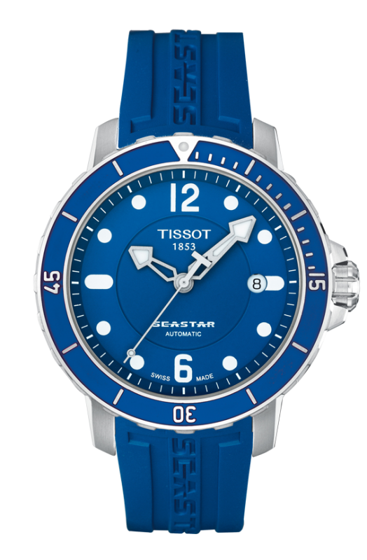 часы Tissot TISSOT SEASTAR 1000 AUTOMATIC GENT