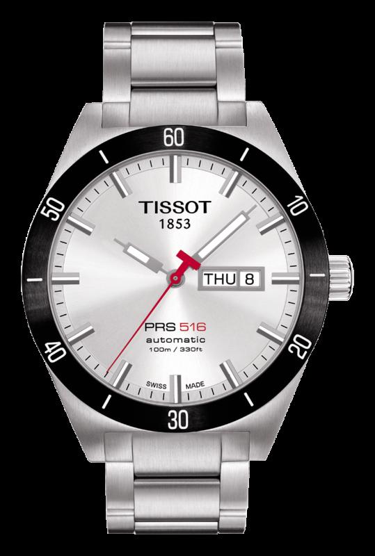 часы Tissot TISSOT PRS 516 AUTOMATIC GENT