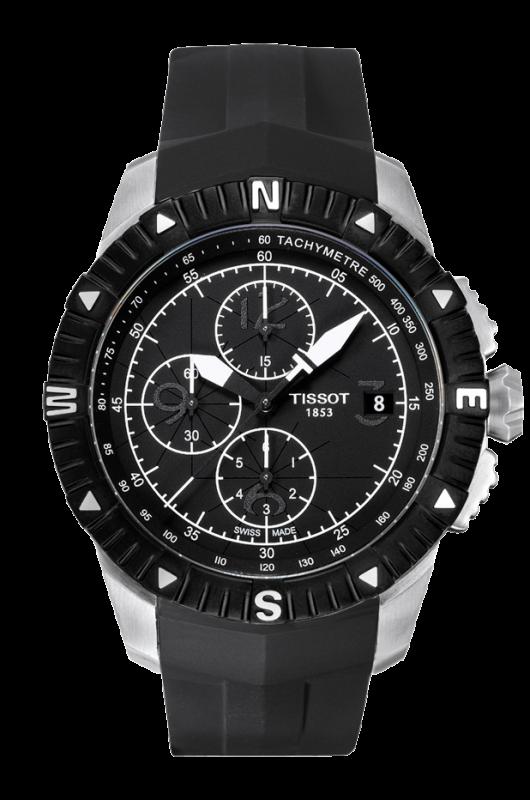 часы Tissot TISSOT T-NAVIGATOR AUTOMATIC CHRONOGRAPH