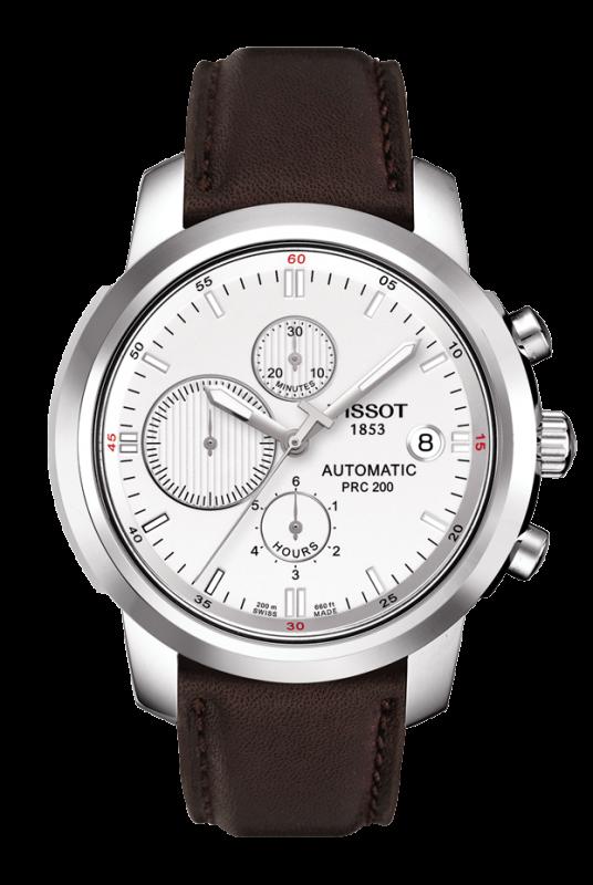 часы Tissot TISSOT PRC 200 AUTOMATIC CHRONOGRAPH