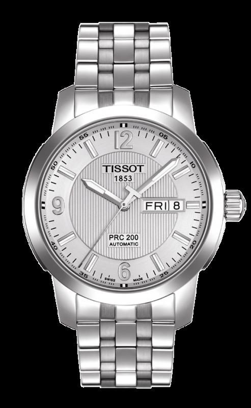 часы Tissot TISSOT PRC 200 AUTOMATIC GENT