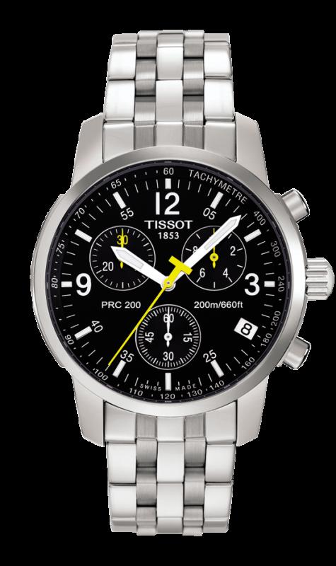 ���� Tissot TISSOT PRC 200 QUARTZ CHRONOGRAPH