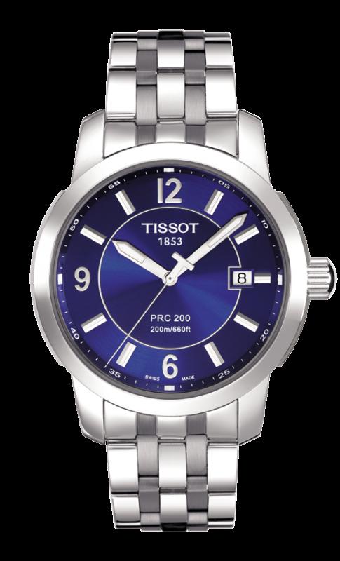 часы Tissot TISSOT PRC 200 QUARTZ GENT