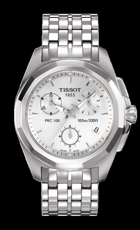 часы Tissot TISSOT PRC 100 CHRONOGRAPH LADY