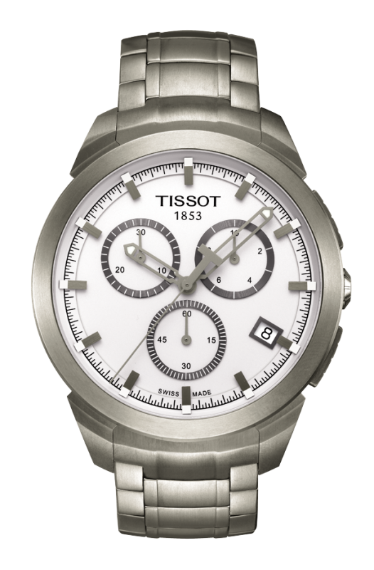 часы Tissot TISSOT TITANIUM CHRONOGRAPH