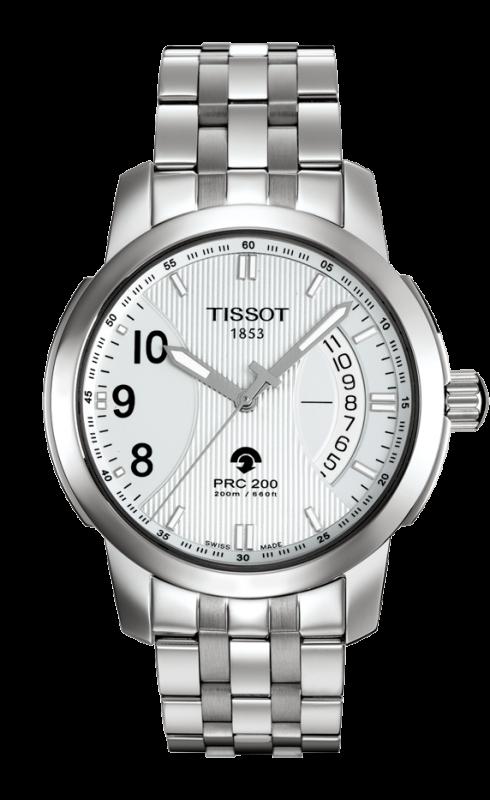 часы Tissot TISSOT PRC 200 CBA