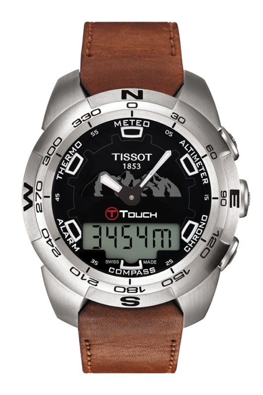 часы Tissot TISSOT T-TOUCH EXPERT JUNGFRAUBAHN