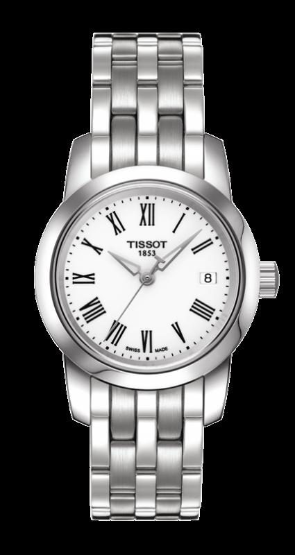 часы Tissot TISSOT CLASSIC DREAM JUNGFRAUBAHN LADY