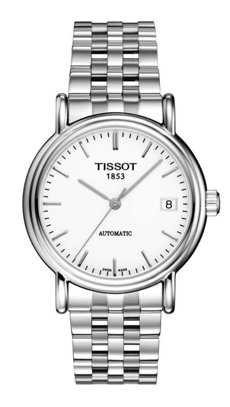 часы Tissot TISSOT CARSON JUNGFRAUBAHN GENT