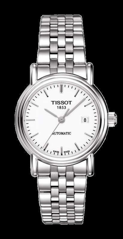 часы Tissot TISSOT CARSON JUNGFRAUBAHN LADY