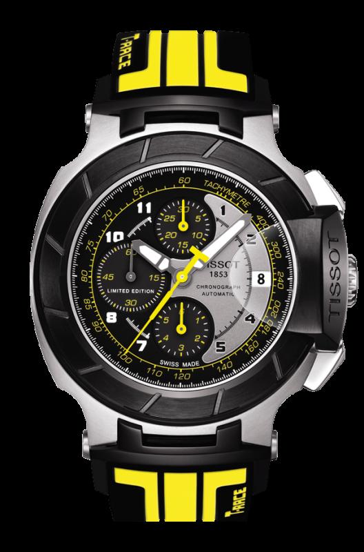 часы Tissot TISSOT T-RACE MOTOGP 2012 AUTOMATIC CHRONOGRAPH