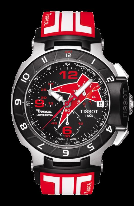 часы Tissot TISSOT T-RACE NICKY HAYDEN 2012