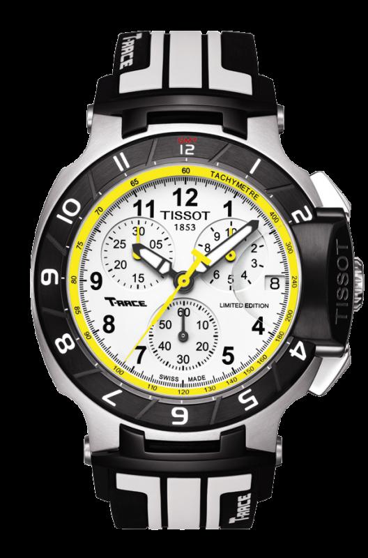 часы Tissot TISSOT T-RACE THOMAS LUTHI 2012