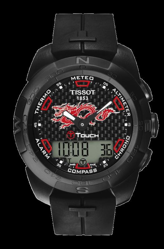 часы Tissot TISSOT T-TOUCH EXPERT DRAGON 2012