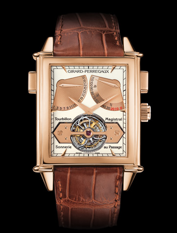 часы Girard Perregaux Vintage 1945 TOURBILLON MAGISTRAL