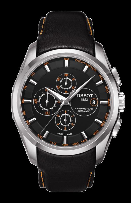 часы Tissot TISSOT COUTURIER AUTOMATIC CHRONOGRAPH C01.211