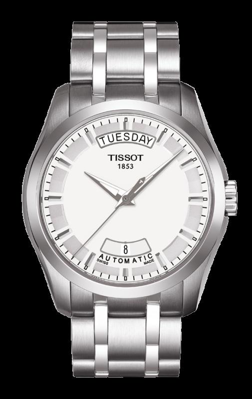 часы Tissot TISSOT COUTURIER AUTOMATIC GENT