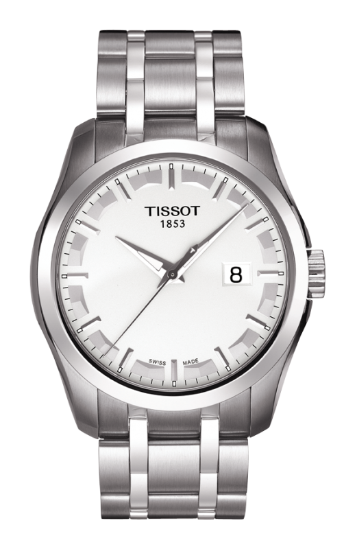 часы Tissot TISSOT COUTURIER QUARTZ GENT