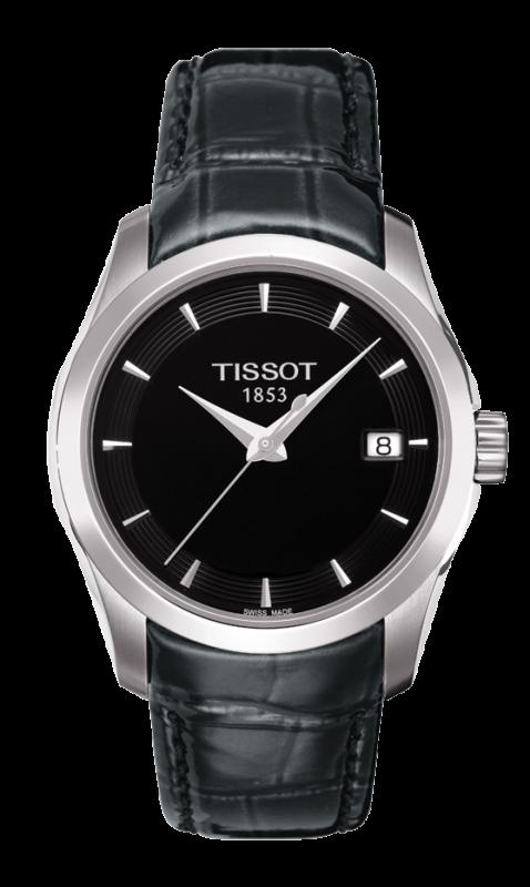 часы Tissot TISSOT COUTURIER QUARTZ LADY