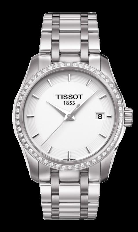 ���� Tissot TISSOT COUTURIER QUARTZ LADY