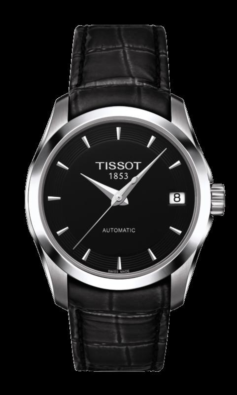 часы Tissot TISSOT COUTURIER AUTOMATIC LADY
