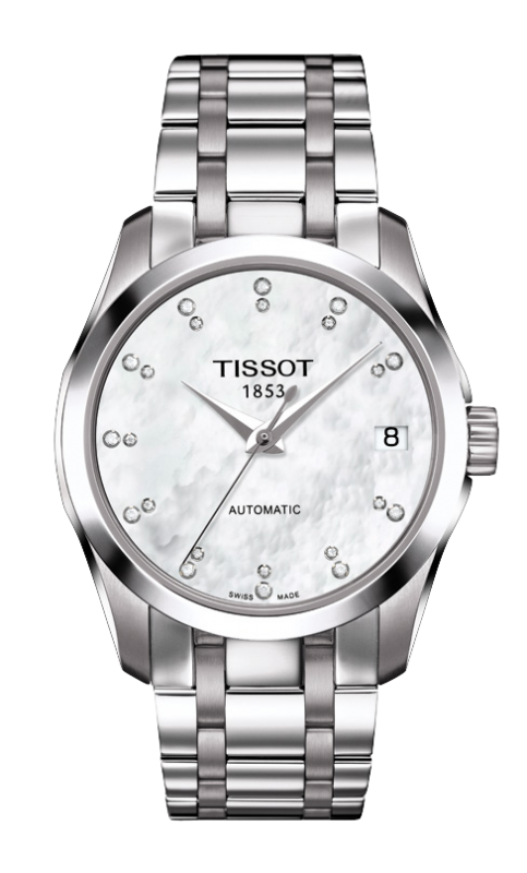 часы Tissot TISSOT COUTURIER AUTOMATIC LADY