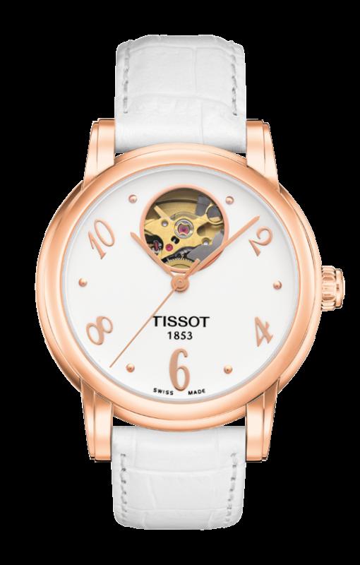 часы Tissot TISSOT LADY HEART AUTOMATIC