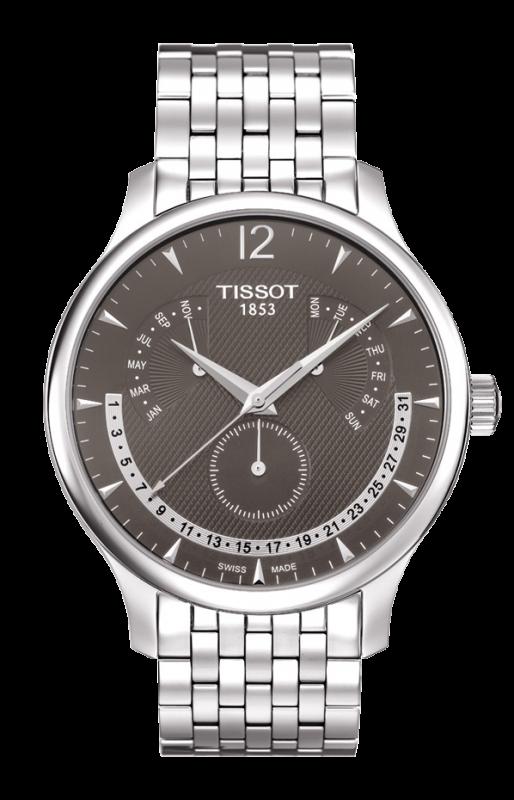 часы Tissot TISSOT TRADITION PERPETUAL CALENDAR