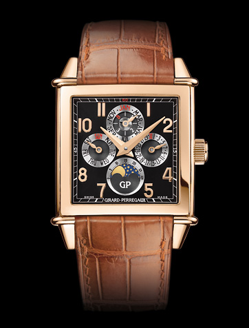 часы Girard Perregaux VINTAGE 1945 SQUARE