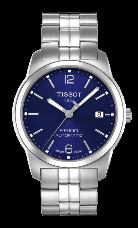 часы Tissot TISSOT PR 100 AUTOMATIC GENT