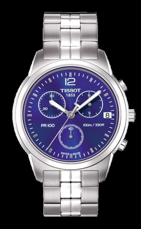 часы Tissot TISSOT PR 100 CHRONOGRAPH GENT