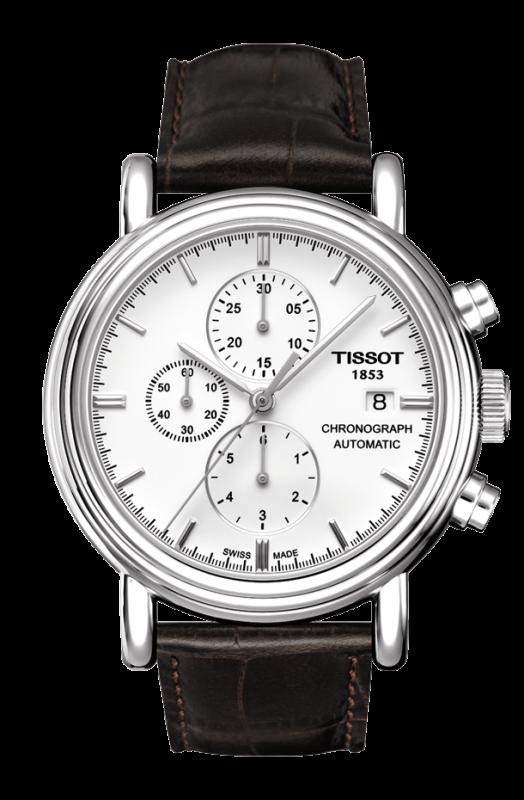 часы Tissot TISSOT CARSON AUTOMATIC CHRONOGRAPH GENT