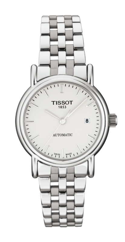 часы Tissot TISSOT CARSON AUTOMATIC LADY