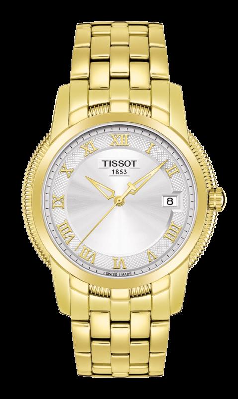 часы Tissot TISSOT BALLADE III QUARTZ GENT