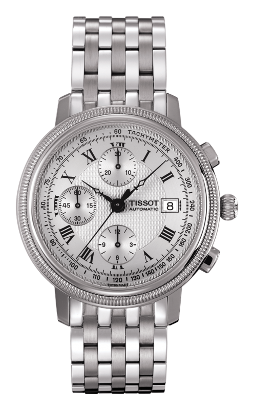 часы Tissot TISSOT BRIDGEPORT AUTOMATIC CHRONOGRAPH GENT VALJOUX