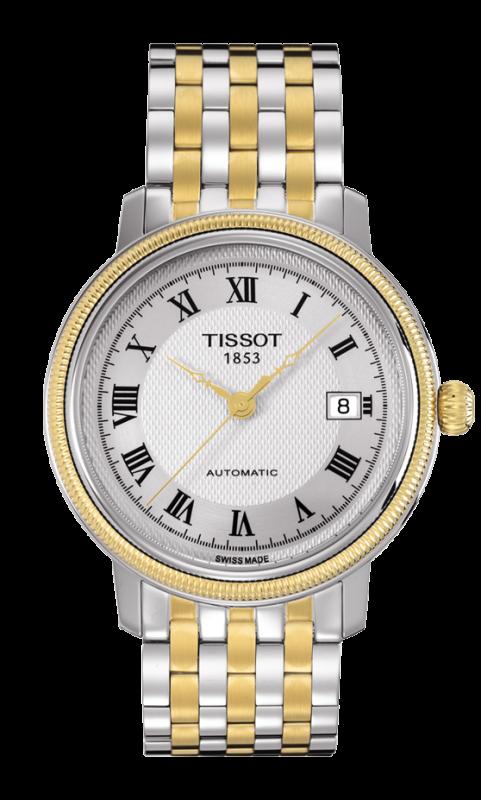 часы Tissot TISSOT BRIDGEPORT AUTOMATIC GENT