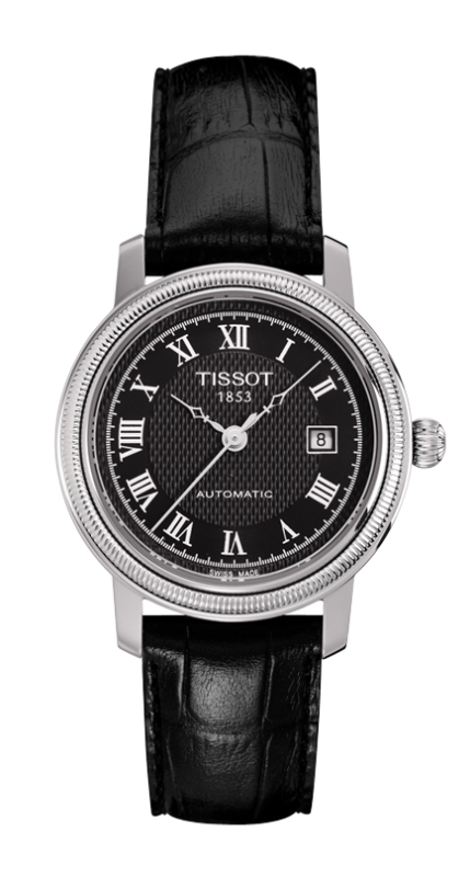 часы Tissot TISSOT BRIDGEPORT AUTOMATIC LADY