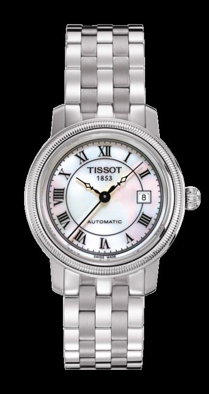 часы Tissot TISSOT BRIDGEPORT AUTOMATIC LADY