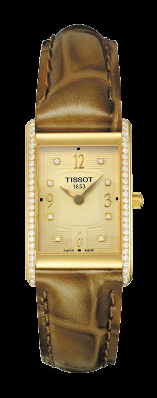 часы Tissot TISSOT NEW HELVETIA LADY DIAMONDS