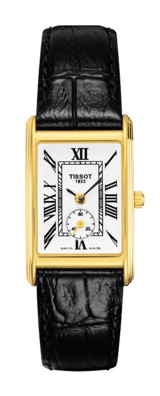 ���� Tissot TISSOT NEW HELVETIA LADY SMALL SECOND