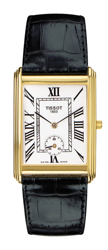 часы Tissot TISSOT NEW HELVETIA GENT SMALL SECOND